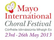 Mayo Choral Festival Logo