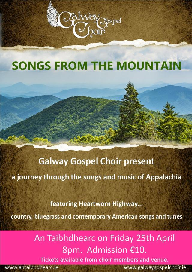 Galway-Gospel-choir-poster